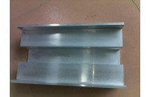 Aluminum extrusions parts