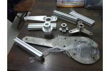 Aluminum Extrusions Samples