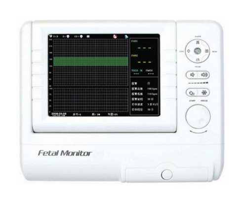 Fetal Monitor Medical Devices Prototype