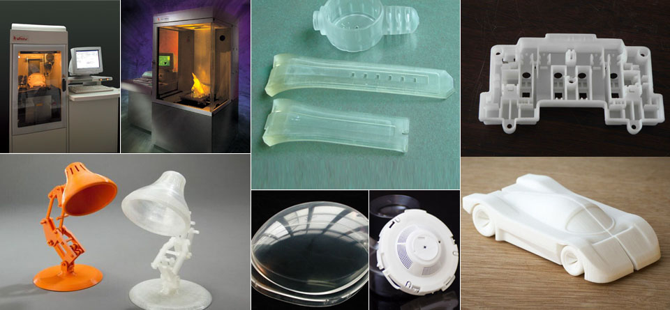 Stereolithography (SLA)